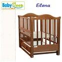 Дитяче ліжко Baby Sleep Elena BKP-S-B з шухлядою Білий