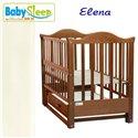 Дитяче ліжко Baby Sleep Elena BKP-S-B з шухлядою Слонова кістка