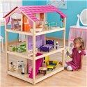 Ляльковий будиночок KidKraft So Chic 65078