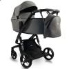 Детская коляска 2 в 1 ibebe i-stop IS23 Gloss графитовая