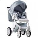 Детская коляска 2 в 1 Adamex Luciano Q221