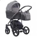 Детская коляска 2 в 1 Bebetto Bresso New 25