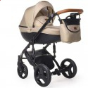 Дитяча коляска 3 в 1 Verdi Mirage Summer 718 Beige