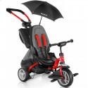 Велосипед трехколесный Puky CAT S6 Ceety красный с зонтиком (2415)