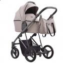 Детская коляска 2 в 1 Bebetto Flavio 01 бежевая