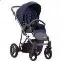 Детская коляска 2 в 1 Bebetto Flavio 02 синяя