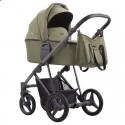 Детская коляска 2 в 1 Bebetto Flavio 03 хаки