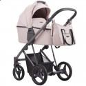 Детская коляска 2 в 1 Bebetto Flavio 06 розовая