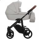 Детская коляска 2 в 1 Bebetto Luca Pro 02 серая