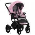 Детская коляска 2 в 1 Bebetto Luca Pro 06 розовая