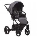 Детская коляска 2 в 1 Bebetto Torino TEX 03 темно-серая