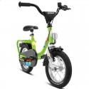 Велосипед двухколесный Puky Steel 12 зеленый