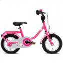 Велосипед двухколесный Puky Steel 12 розовый