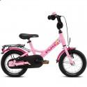 Велосипед двухколесный Puky Youke 12 розовый