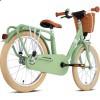 Велосипед двухколесный Puky Steel 18 Classic зеленый