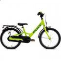 Велосипед двухколесный Puky Youke 18 Alu зеленый