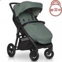 Детская прогулочная коляска EasyGo Quantum Air 2021 Agava