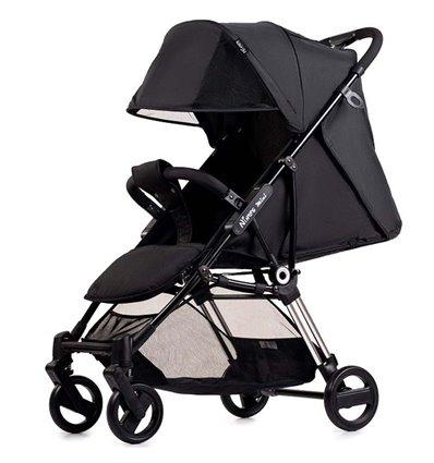Детская прогулочная коляска Ninos Mini 2 Black