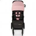Детская прогулочная коляска Kinderkraft Trig pink