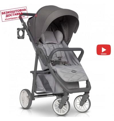 Детская прогулочная коляска Euro-Cart Flex Pearl