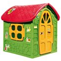 Детский домик Mochtoys 15075 Dorex зеленый