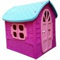 Детский домик Mochtoys 15076 Dorex фиолетовый