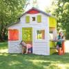 Детский домик со столиком и забором Smoby Neo Friends 810203