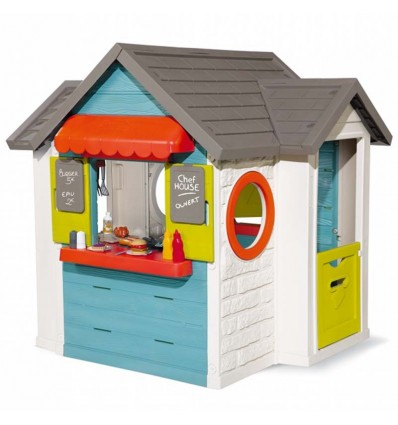 Детский домик Smoby Chef House 810403