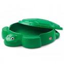 Пісочниця з накриттям Черепаха Little Tikes 631566