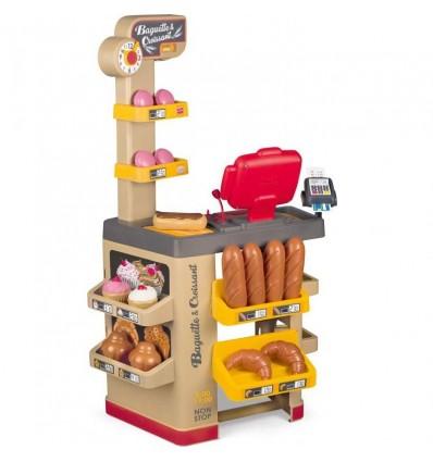 Детский супермаркет Пекарня Багеты и круассаны Smoby 350220