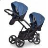 Универсальная коляска для двойни EasyGo 2ofUS Jeans
