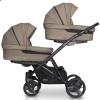 Универсальная коляска для двойни EasyGo 2ofUS Safari
