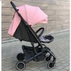 Детская прогулочная коляска Espiro Axel 08 Pink Walk