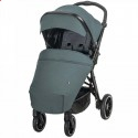 Детская прогулочная коляска Espiro Sonic Gel 05 Turquoise Island