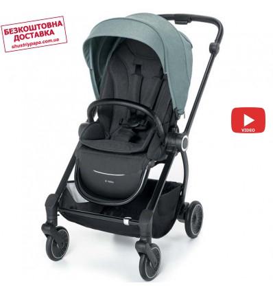 Детская прогулочная коляска Espiro Galaxy 05 Turquoise