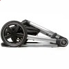 Детская прогулочная коляска Espiro Only 10 Black Space, серая рама