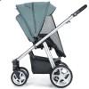 Детская коляска 2 в 1 Espiro Next 2.1 Melange 05 Turqoise Island