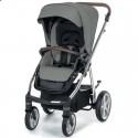 Детская коляска 2 в 1 Espiro Next 2.1 Manhattan 210 New York Graphite