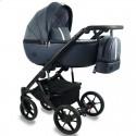 Детская коляска 2 в 1 Bexa Air dark blue