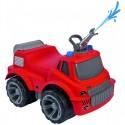 Машинка-каталка BIG Пожарная красная с водным эффектом 55815