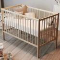 Детская кроватка Дубик-М Малютка цвет натуральный