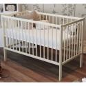 Детская кроватка Дубик-М Малютка слоновая кость