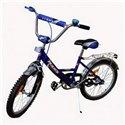 Велосипед двухколесный Mars 20 синий/черный
