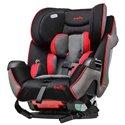 Автокресло детское Evenflo Symphony LX красное с черным 2.3-49.8 кг
