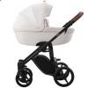Детская коляска 2 в 1 Bebetto Luca Pro 17 светло-бежевая