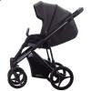 Детская коляска 2 в 1 Bebetto Pascal 01 графитовая