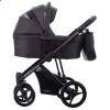 Детская коляска 2 в 1 Bebetto Pascal 04 темно-синяя