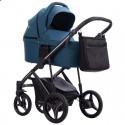 Детская коляска 2 в 1 Bebetto Pascal 06 бирюзовая