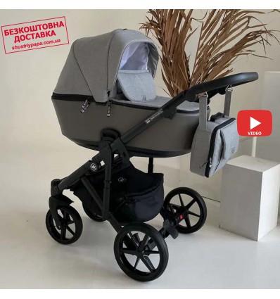 Детская коляска 2 в 1 Adamex Olivia BR-260