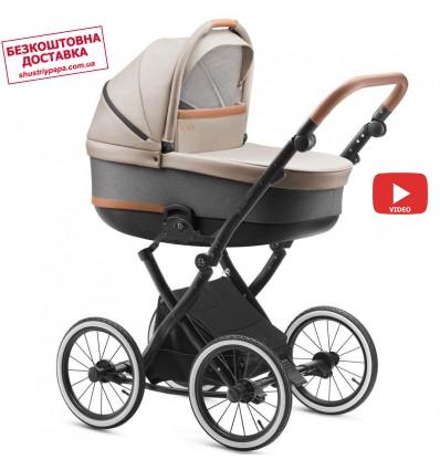 """Детская коляска 2 в 1 Jedo Bartatina 2021, колеса 14"""" V32"""